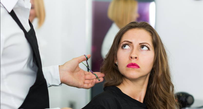 The Right Process of changing old hairdresser